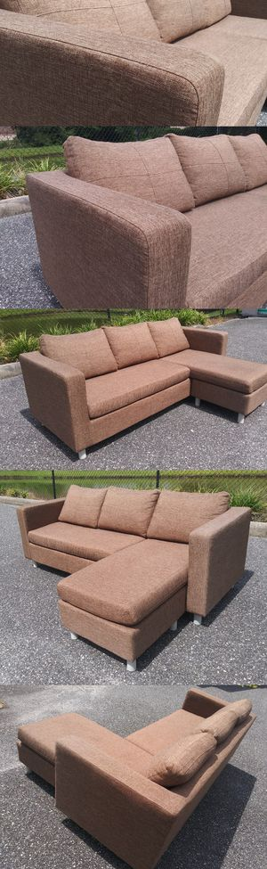 Sectional Couch FREE DELIVERY !! for Sale in Aloma, FL