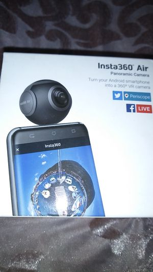 Insta360 Air Panoramic Camera for Sale in Laveen Village, AZ