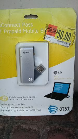 It's a data connect pass atnt for Sale in Montgomery, AL