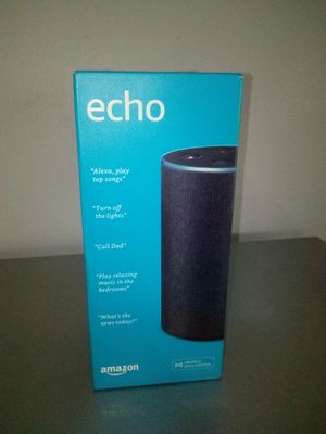 Amazon Echo for Sale in Fort Lauderdale, FL