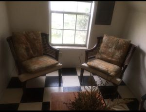 Two Vintage chairs. for Sale in Fresno, CA