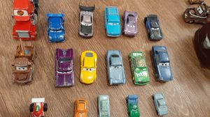 Disney cars diecast collection 17 cars for Sale in Oregon City, OR