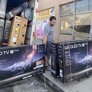 Huge LGOLEDC9 4K TV Smart super Sale BLACK FRIDAY SPECIALS for Sale in Los Angeles, CA