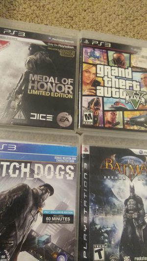 Ps3 Game bundle for Sale in Kent, WA