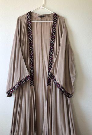 Abaya/ kimono robe for Sale in Arlington, VA