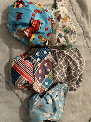 Newborn AIO diapers for Sale in Brandon, FL