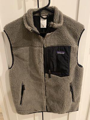 Patagonia Men's Medium Retro X Vest - Gray for Sale in Austin, TX