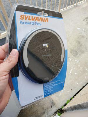 NEW SILVANIA CD PLAYER. for Sale in Miami, FL
