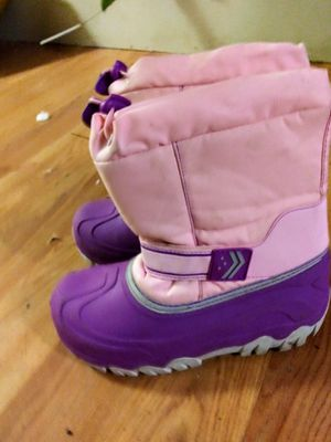 Girls snow boots for Sale in Peabody, MA