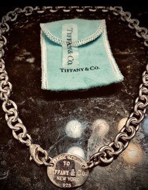 Return to Tiffany's collection necklace for Sale in Thornton, CO