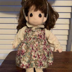 "Precious Moments Doll PUMPKIN Oct Garden of Friends Where Friendship Blooms 12"" for Sale in San Antonio, TX"