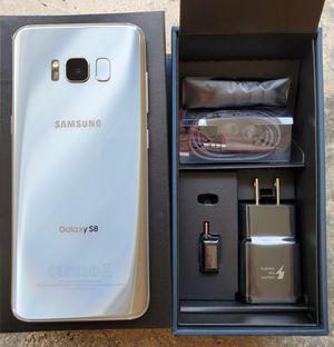 Samsung Galaxy S8 64GB Arctic Silver for Sale in Miami, FL