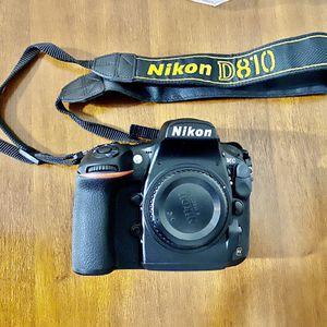 Nikon D810 for Sale in Elkridge, MD