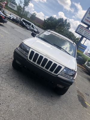 2001 Jeep Grand Cherokee for Sale in Cumming, GA