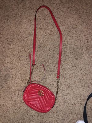 Red Gucci Purse for Sale in Portland, OR