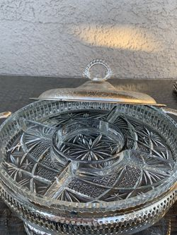 Snack Platter With Lid for Sale in Los Angeles,  CA
