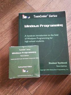 Windows Programing Teen Coder Series for Sale in Chesapeake,  VA