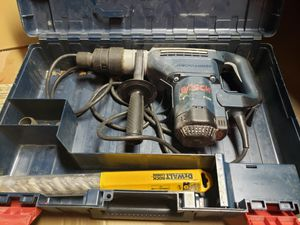 Bosch Rotary Hammer Drill for Sale in Brockton, MA