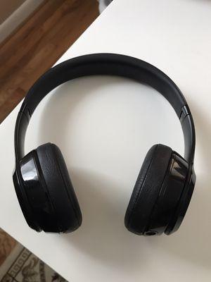 Beats Solo 3 Gloss Black for Sale in Fairfax, VA