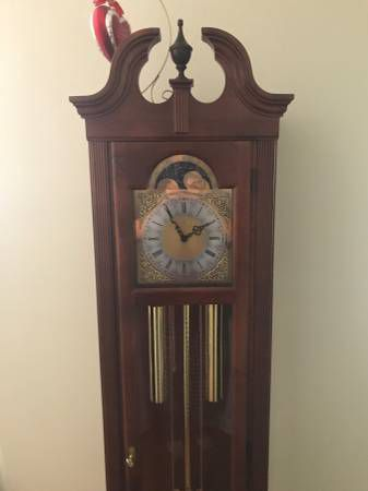 Howard Miller Grandfathers Clock