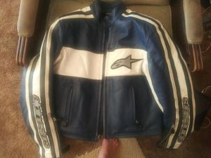 Alpine stars motorcycle jacket for Sale in Valley Center, CA