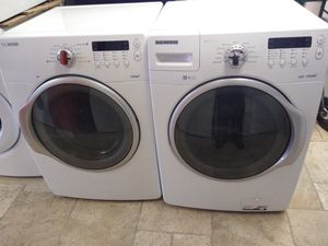 Samsung washer and dryer set for Sale in New Port Richey, FL