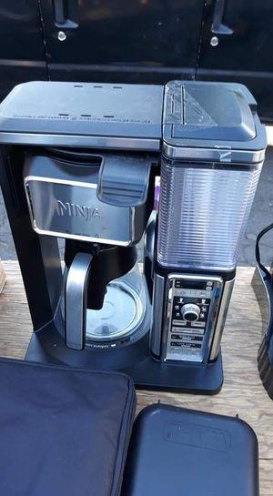 Ninja coffee bar for Sale in Modesto, CA