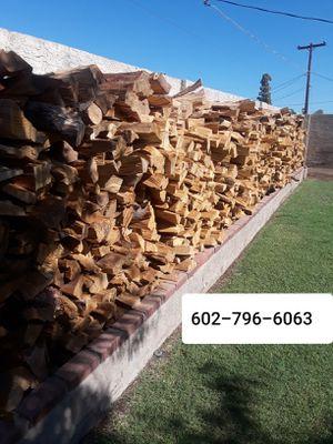 Split Dry Firewood for Sale in Phoenix, AZ
