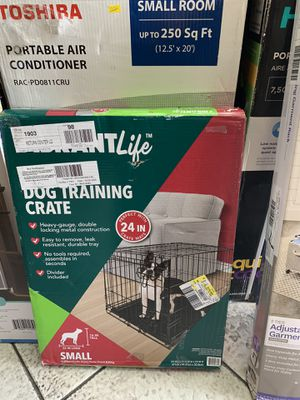 Dog training crate small !!!! for Sale in Vernon, CA