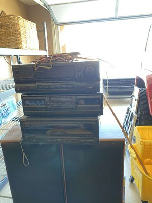 Technics Stereo System for Sale in Peoria, AZ