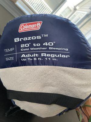Sleeping bag- used once for Sale in Alpharetta, GA