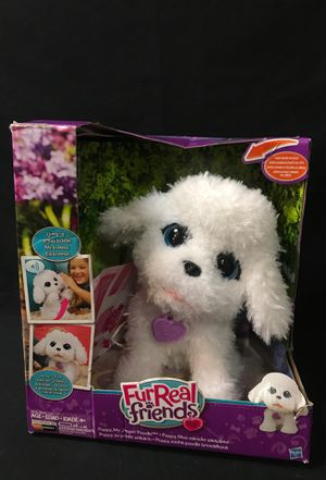 FurReal Friends playful Pets puppy My Jumpin' poodle. for Sale in Tustin, CA