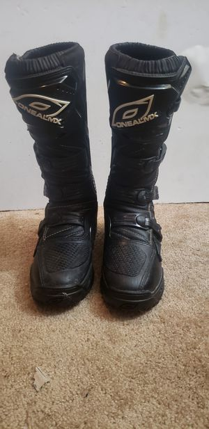 O'Neill MX boots for Sale in Vista, CA