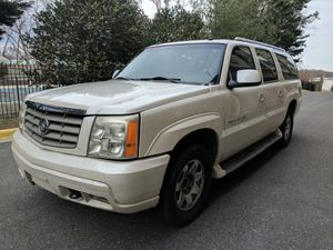 2003 Cadillac Escalade Esv for Sale in Bethesda, MD