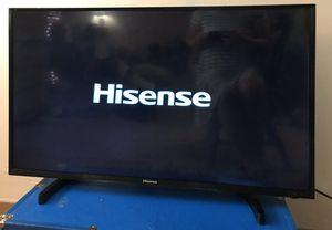 40inch hisense tv for Sale in Kingsport, TN