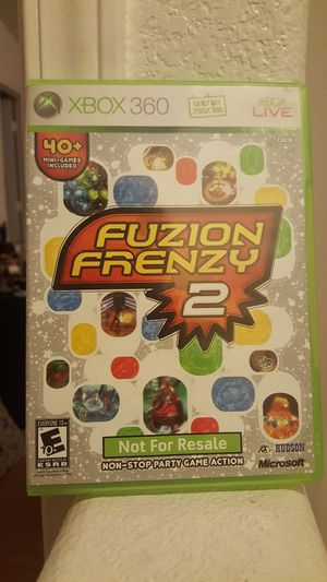 Fuzion Frenzy 2 for Sale in Las Vegas, NV