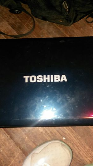 Toshiba laptop for Sale in Columbus, OH