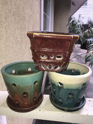 Plant pots for Sale in Jonesboro, GA