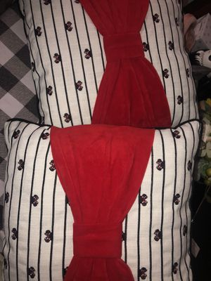 Minnie Mouse themed pillows NEW for Sale in Tampa, FL