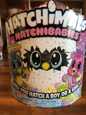 New*** Hatchimals Hatchibabies for Sale in Bay City, MI