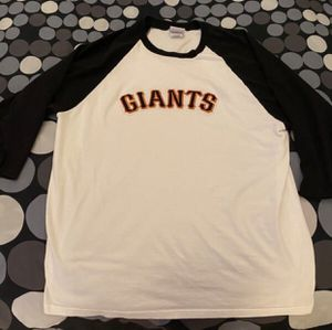 Giants baseball tee for Sale in Daly City, CA