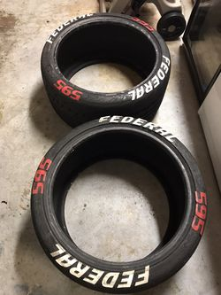 Federal 595 EVO 285/30R18 (PAIR) for Sale in Orange City,  FL