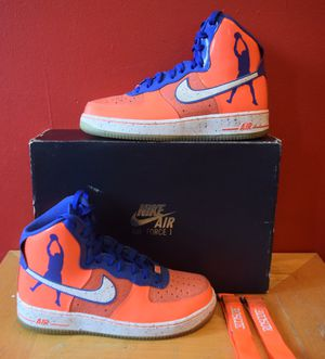Nike Air Force 1 CMFT PRM Sheed Knicks 8.5 for Sale in Bronx, NY
