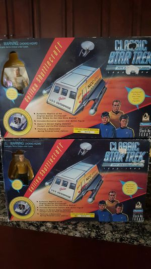 STAR TREK - Galileo Shuttlecraft (30th Anniversary Series) for Sale in Woodbridge, VA