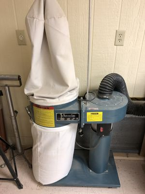 Woodworkers Choice dust collector for Sale in Oshkosh, WI
