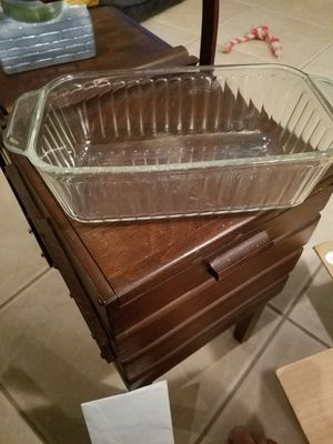 Pyrex ribbed loaf pan for Sale in Cape Coral, FL
