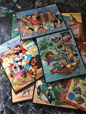 Vintage puzzles and games for Sale in Bethlehem, PA