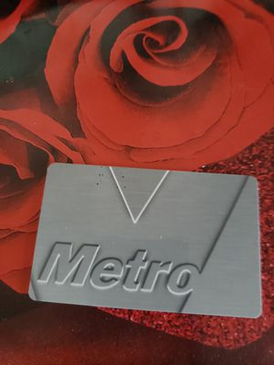 Phoenix Metro Bus Card for Sale in Phoenix, AZ