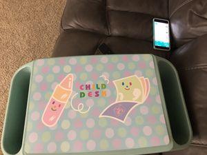 Kids lap desk with storage for Sale in Brandon, FL