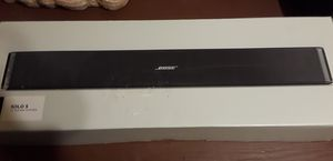 Brand New Bose Solo 5 Sound System for Sale in Waco, TX